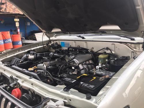toyota prado sumo 2009 motor 2.7 gasolina
