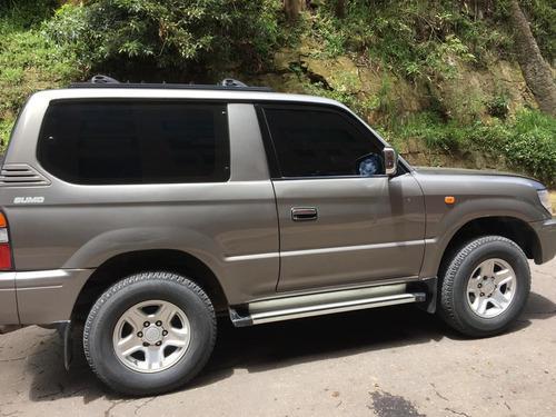 toyota prado sumo gris 2004 km 121.669