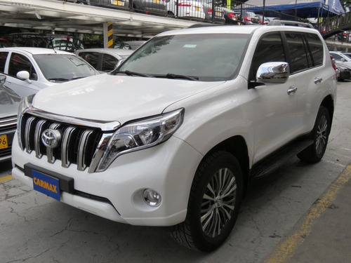 toyota prado tx 4x4 turbo diesel financiable hasta el 100%