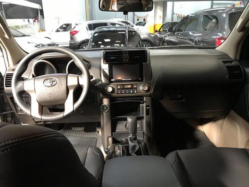 toyota prado tx automatica 3956cc 4x4 gas-gasolina