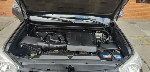 toyota prado tx mod. 2012 blindada gasolina 4.0