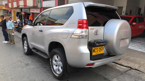 toyota prado tx sumo 2012