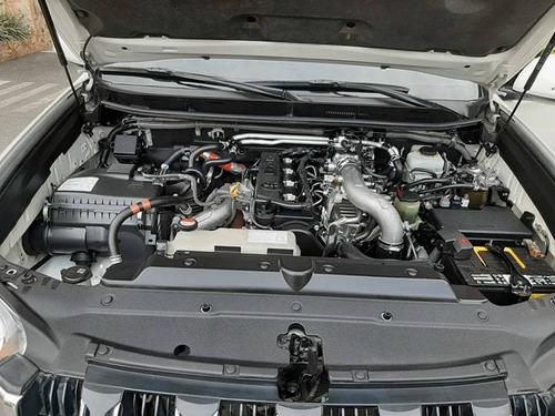 toyota prado txl 2015 diesel impecable