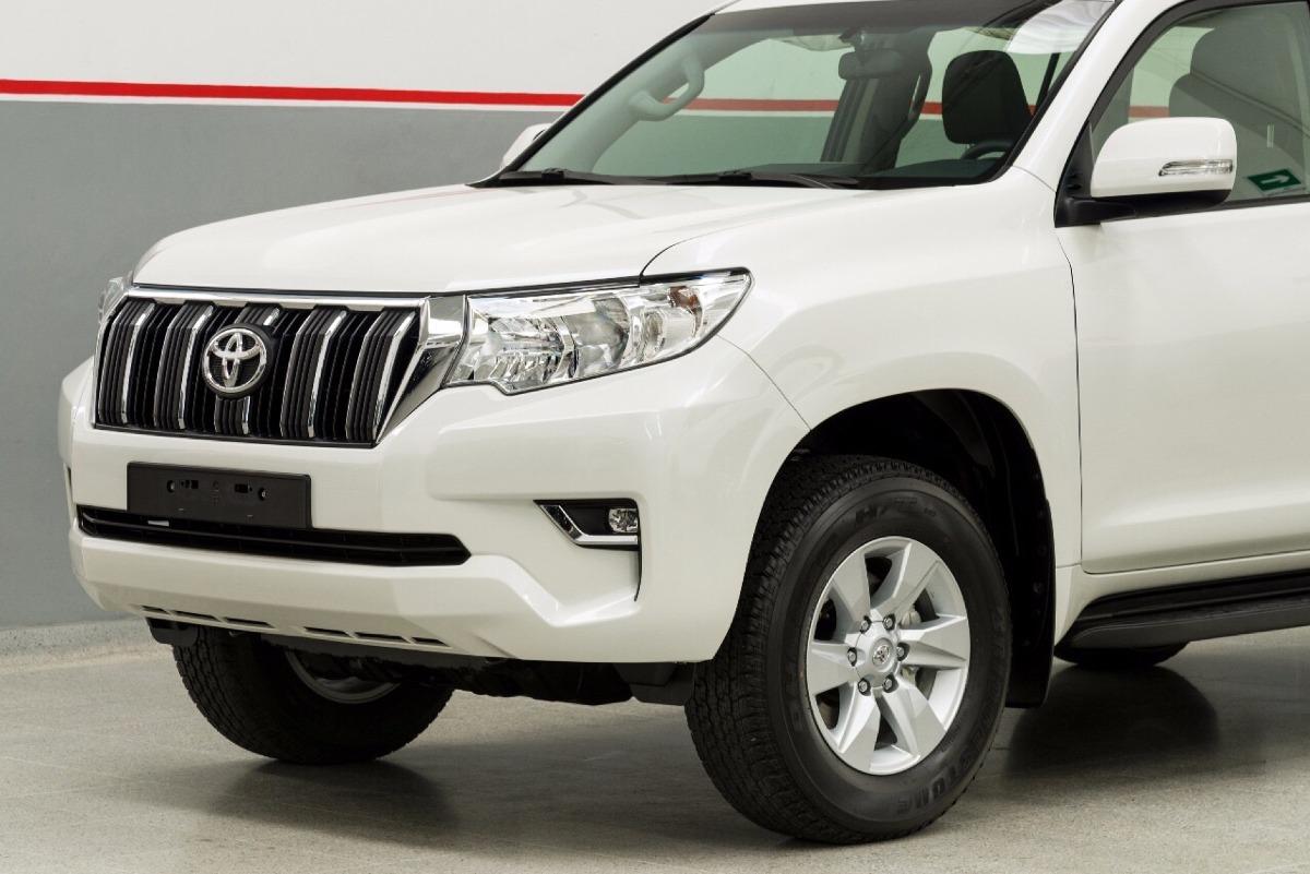 Toyota Prado Txl 2019 3.0 4x4 Diesel Triptónica - $ 215 ...