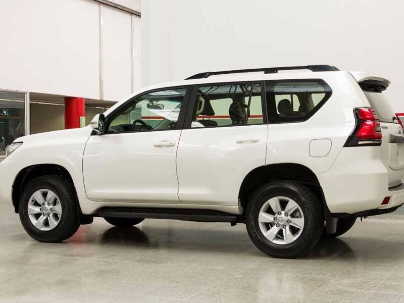 Toyota Prado Txl 2019 3 0 4x4 Diesel Tript 243 Nica 215