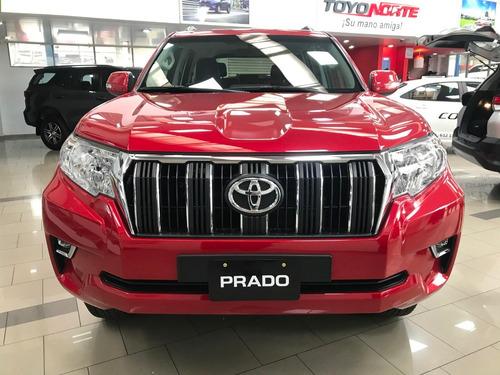 toyota prado txl 2.8 turbo diesel - modelo 2021