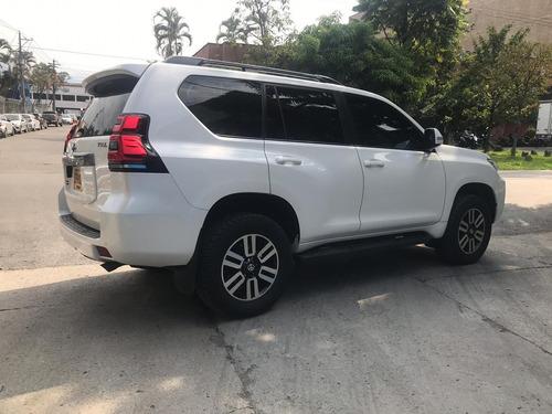toyota prado txl 4.0 gasol 2018