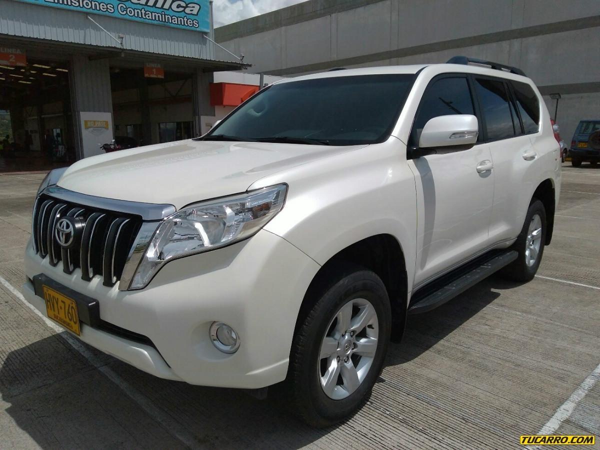 Toyota Prado Txl At 3000cc - $ 158.000.000 en TuCarro