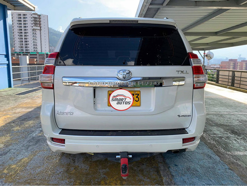 toyota prado txl diesel 2017