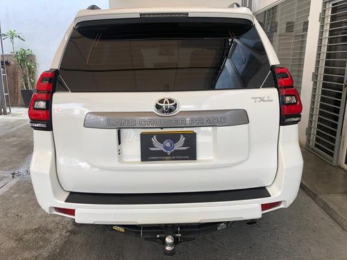 toyota prado txl diesel blindaje 2 plus  2018