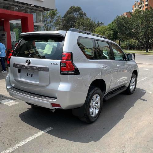toyota prado txl gasolina 2021 blindaje 2 plus nueva blindex