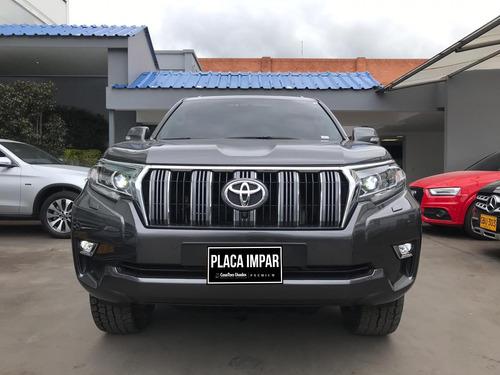 toyota prado vx at 4x4 diesel 3000cc 2019
