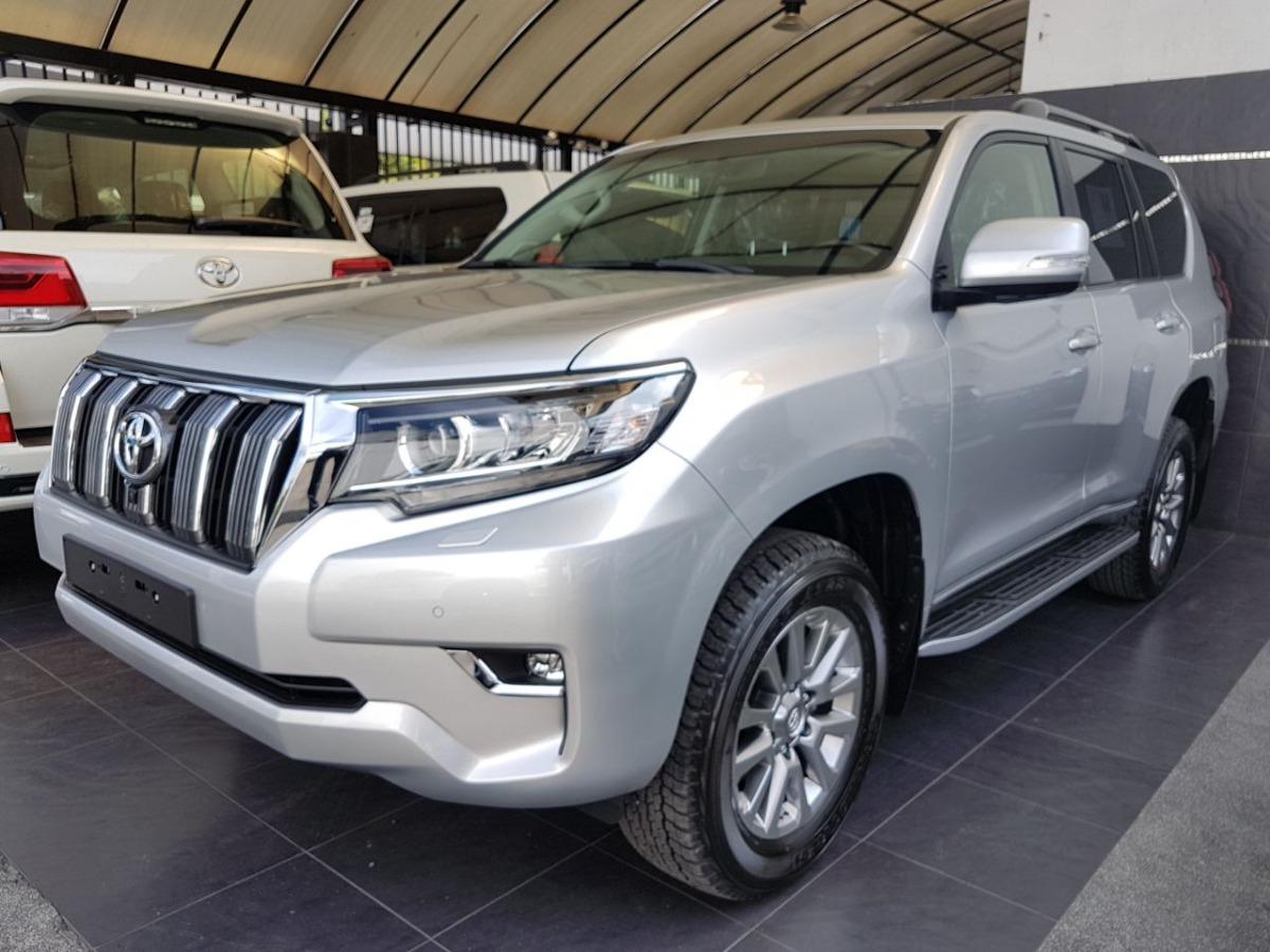 Toyota Land Cruiser Prado Txl 2019 | 2020 Toyota