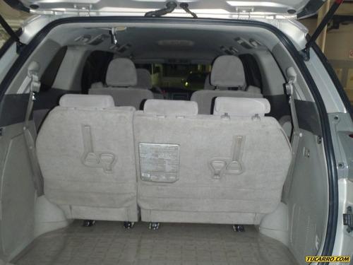 toyota previa mini van