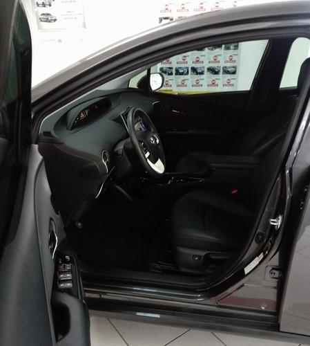 toyota prius 1.8 16v hibrido 4p automatico 2018/2018
