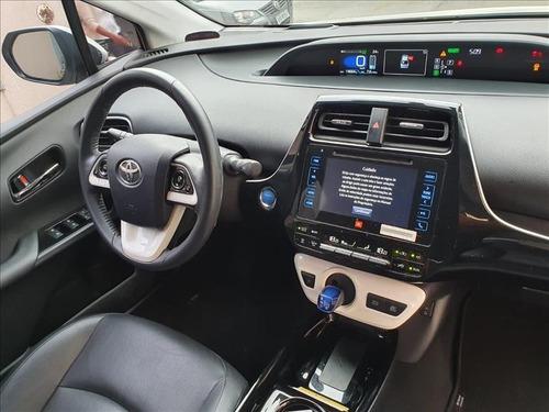 toyota prius 1.8 16v hibrido 4p automático