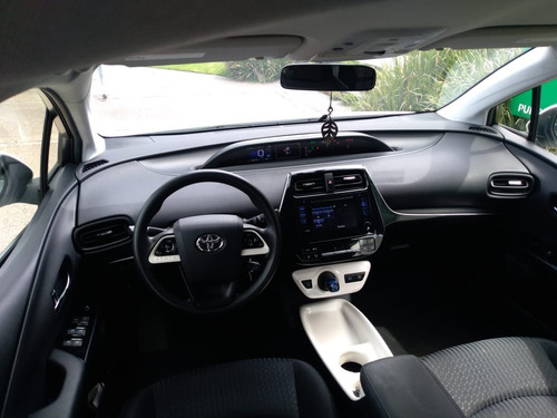 toyota prius 1.8 base cvt 2017 vehículo certificado