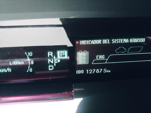 toyota prius 1.8 premium sr hibrido l4/ at 2014