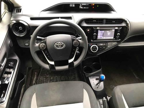 toyota prius 2018 5p c hibrido l4/1.5 aut
