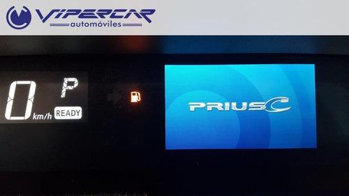 toyota prius c 1.5 2019 0km