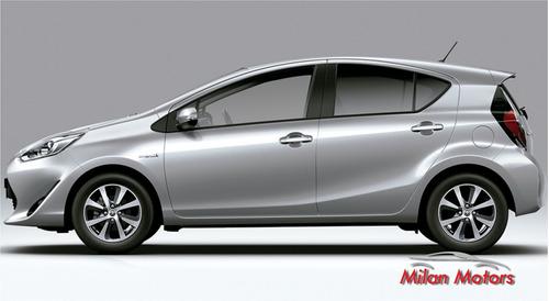 toyota prius c 2020 0km hibrido - financio consulte !!