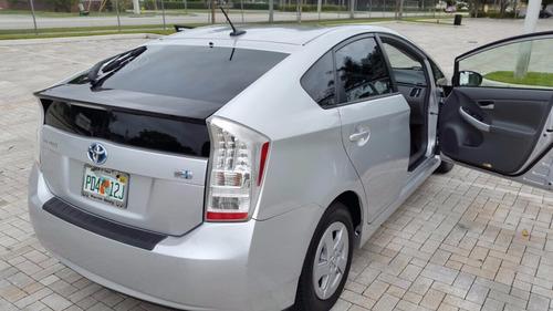 toyota pruis 2010 hybrid gaslina/electric importdo, santiago