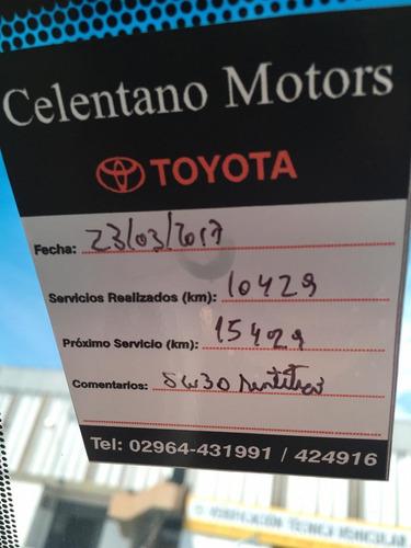 toyota rav 2014 tx 2.0 manual 4x2  61.000 km  $2.600.000