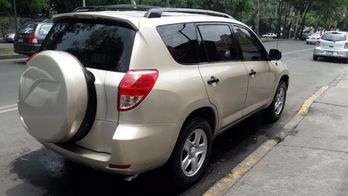 toyota rav 4 2007 4 cil impecable electrica aire acepto auto
