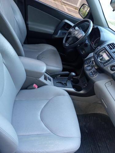 toyota rav-4 2011 4x4 aut cue tech + full 1ra m jubilado liq