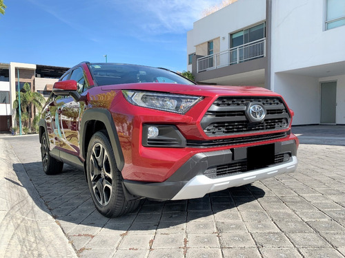 toyota rav-4 adventure 2019
