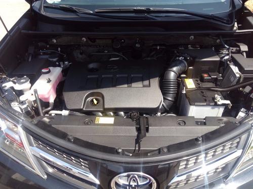 toyota rav 4   motor 2000 cc   año 2015    negro   5 puertas