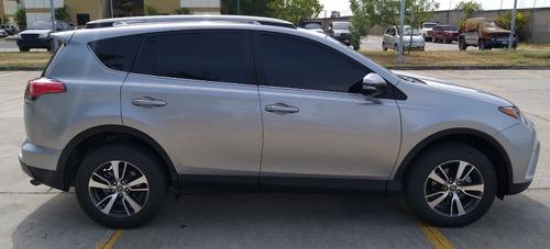 toyota rav-4 xle awd recibo vehiculo de menor valor 2017
