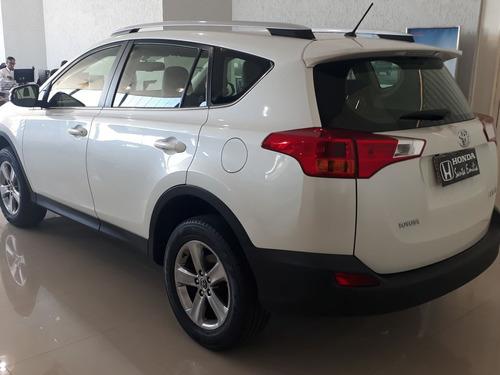 toyota rav4 2.0 4x2 aut 2014/2015