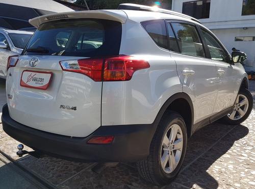 toyota rav4 2.0 4x2 aut. 5p 2014 branco revisado