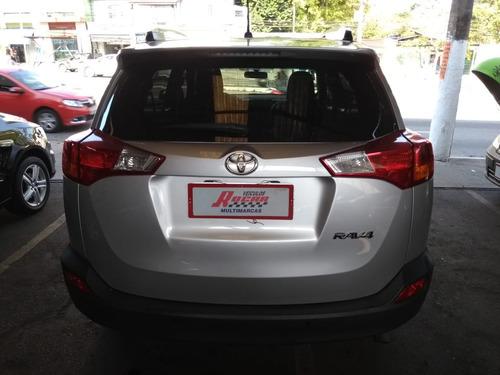 toyota rav4 2.0 4x2 aut. 5p blindado 2014/2014
