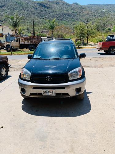toyota rav4 2004 vagoneta base at
