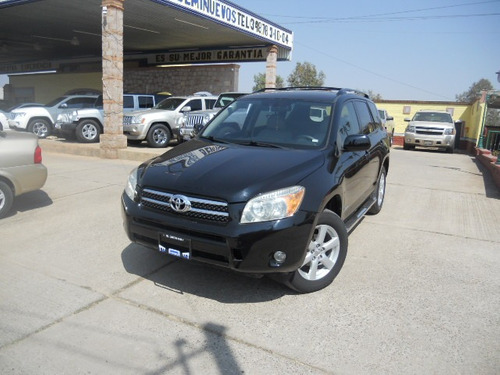 toyota rav4 2007 vagoneta limited piel at