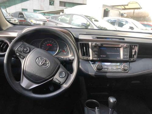 toyota rav4 2015 5p xle l4/2.5 aut