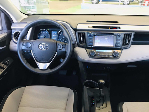 toyota rav4  2018 2.5 xle 4wd at
