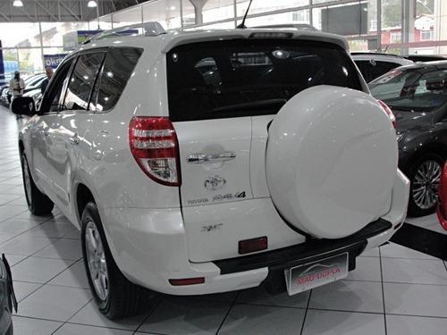 toyota rav4 2.4 4x2 aut. 2012 completo 72.000 km novíssima