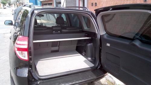 toyota rav4 2.4 4x4 aut. 5p - teto e couro - 2010