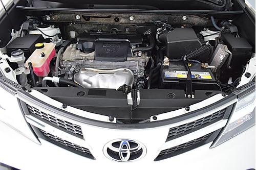 toyota rav4  2.5 4x4 16v gasolina 4p automático 2014