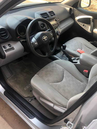 toyota rav4 2.5 base mt 2012