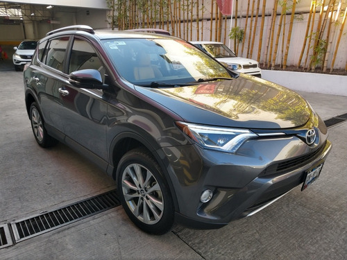 toyota rav4 2.5 limited 4wd at 2016 $ 350,000.00