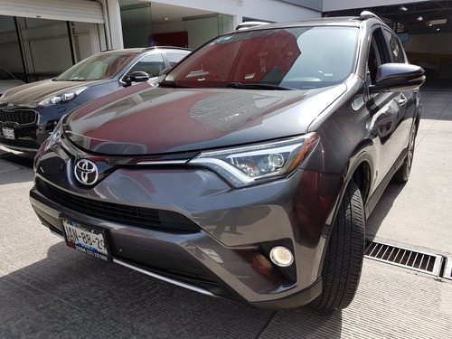 toyota rav4 2.5 limited 4wd at 2016