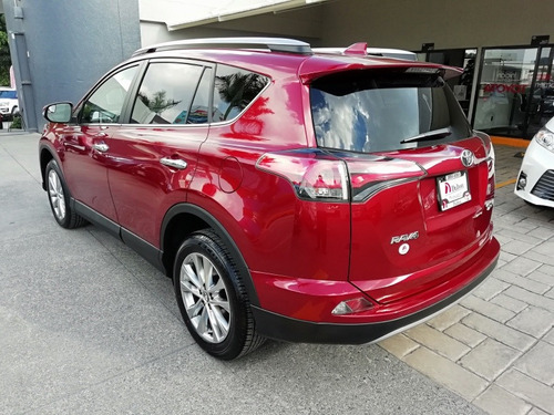 toyota rav4 2.5 limited 4wd at 2018