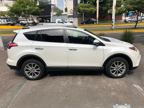 toyota rav4 2.5 limited 4wd at 2018 vehiculo certificado