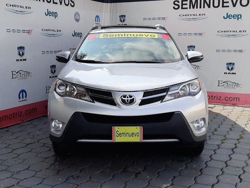 toyota rav4 2.5 limited l4 awd at plata 2015