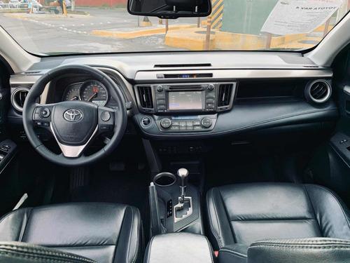 toyota rav4 2.5 limited platinum mt 2015 autos usados puebla