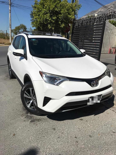 toyota rav4 2.5 xle plus 4wd mt 2016